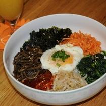 【韓国朝食】ビビンバ6