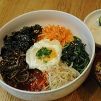 【韓国朝食】ビビンバ4