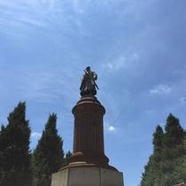 靖国神社 大村益次郎銅像