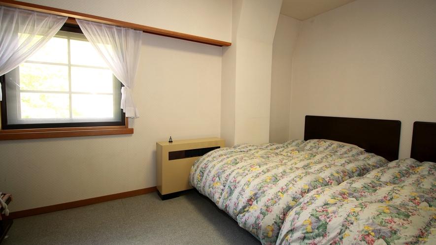 【客室一例*洋室】他のお部屋よりもリーズナブルにお泊まりいただけます