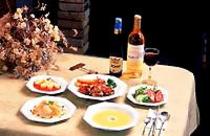クリスマスプラン夕食