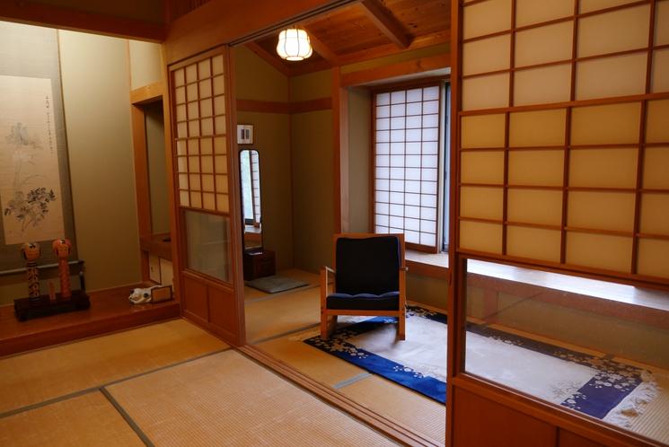 角部屋 竹