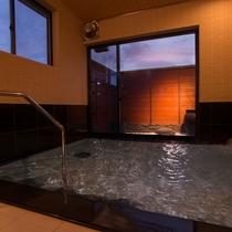 大浴場 くぷくぷの湯が完成(2016年5月OPEN)