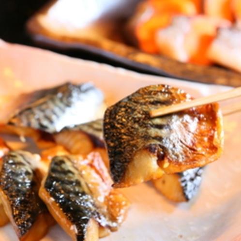 焼き魚(鯖)