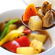 ~季節野菜をとりいれています~(朝食バイキング・スープカレー)