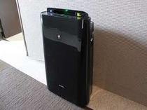 空気清浄機付加湿器