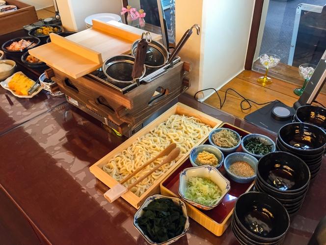 ビュッフェ(朝食)