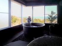 【小室】半露天風呂付客室