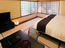 【大室】半露天風呂付客室