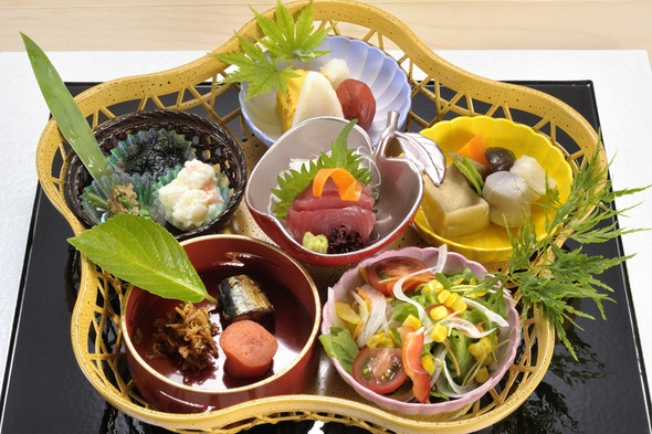 【本格魚料理】特選海鮮ご膳プラン