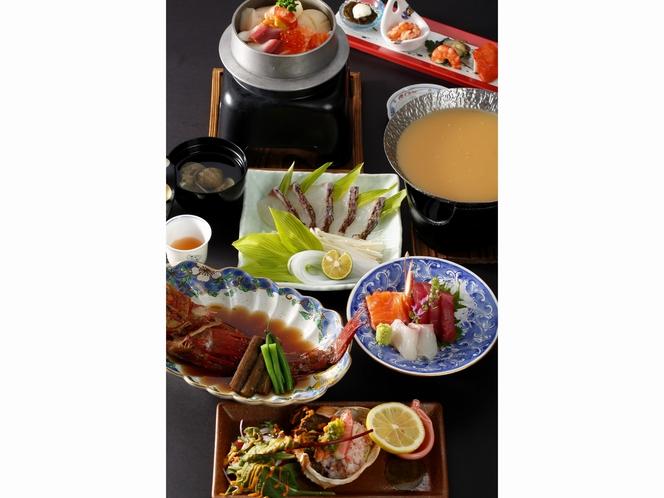 和食膳(夕食の一例)