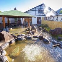 ■野天風呂■