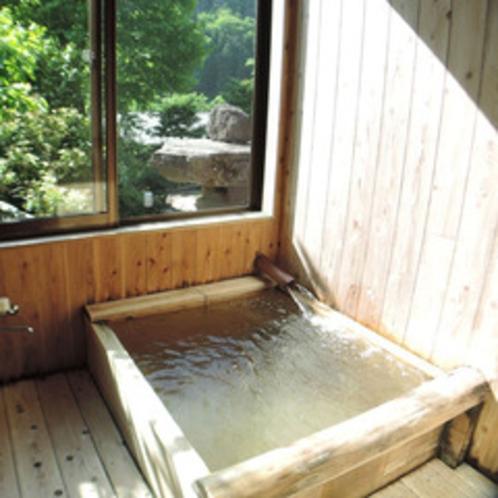*【離れさざんかの宿】24時間いつでもお部屋で温泉が楽しめます