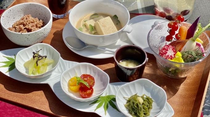 【ファスティング】1泊2日コース★ラビスタオリジナル発酵リビングフードを楽しむショートリセットプラン
