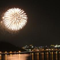 8月5日河口湖湖上祭