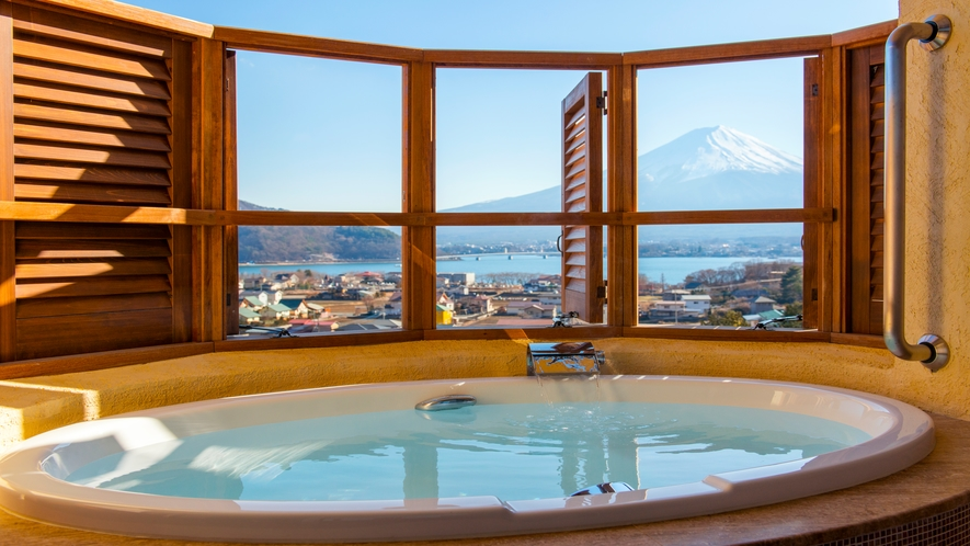 【ローズ】客室風呂