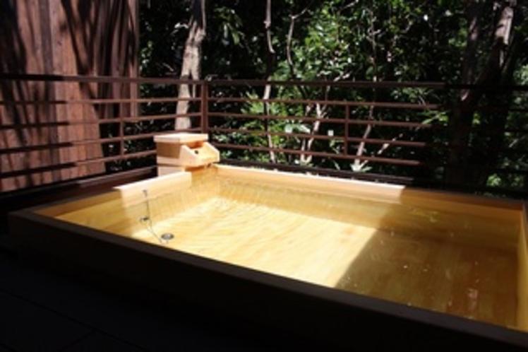 大浴場露天風呂(源泉掛け流し) ご利用時間    6:00~ 9:00 15:00~24:00