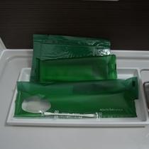 アメニティ・歯ブラシ類