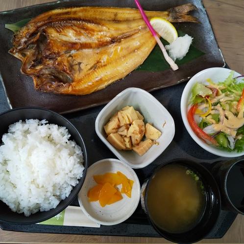 ☆夕食☆ほっけ☆