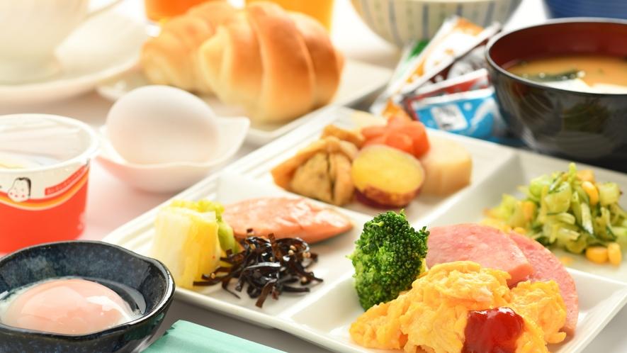 しっかり食べて1日のエネルギーをチャージ!【日替わり和定食】