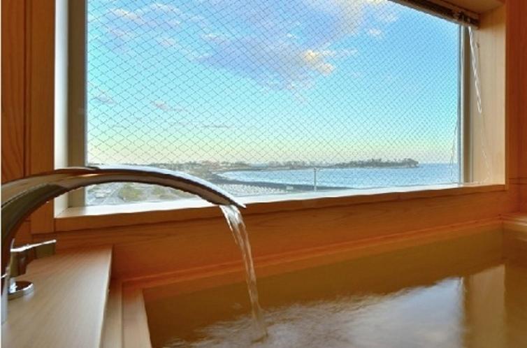くつろぎの和室301 ひのき風呂