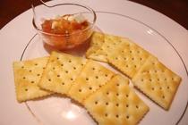 イチャリバBARのクリームチーズ