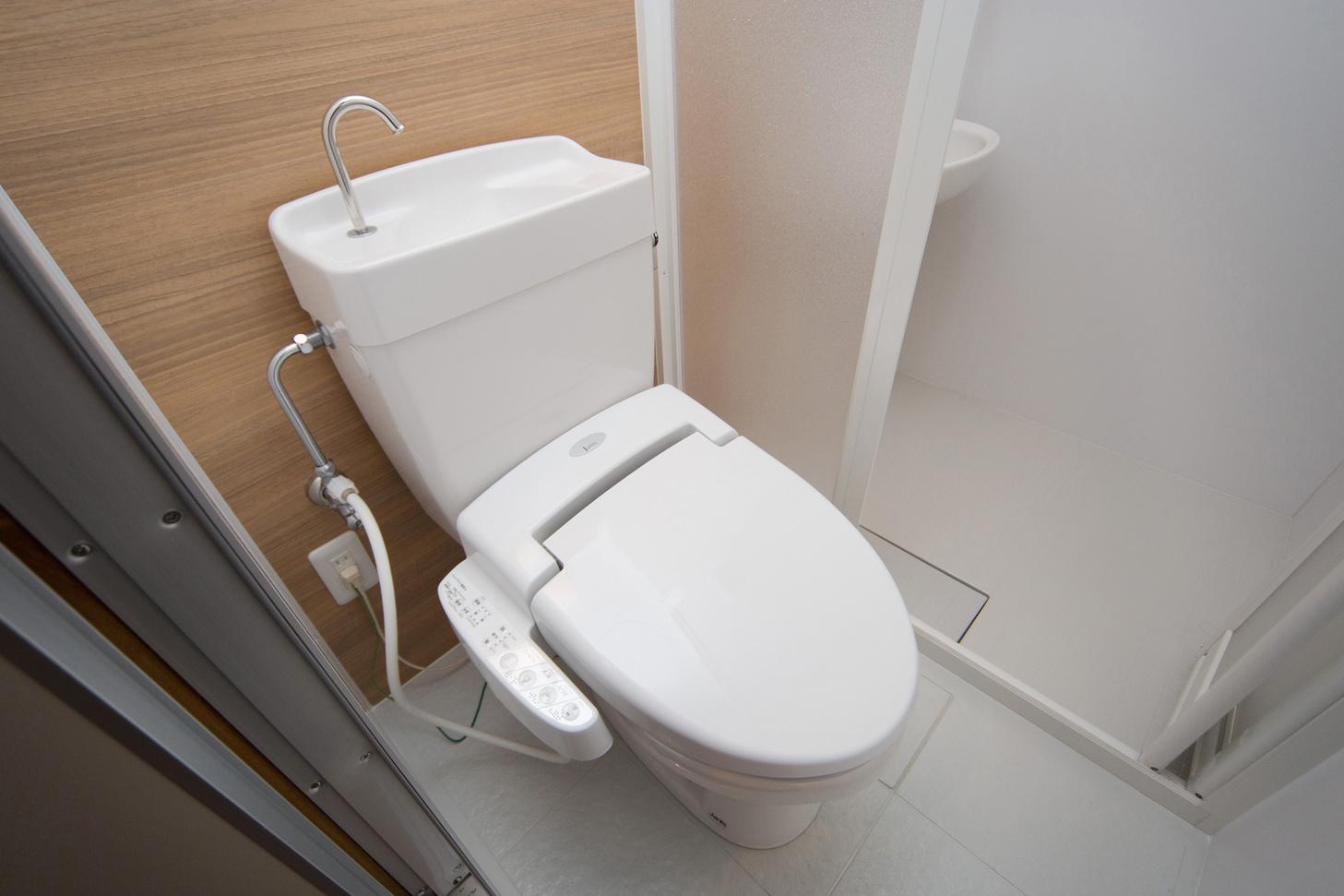スタンダード&スーペリアルーム_トイレ