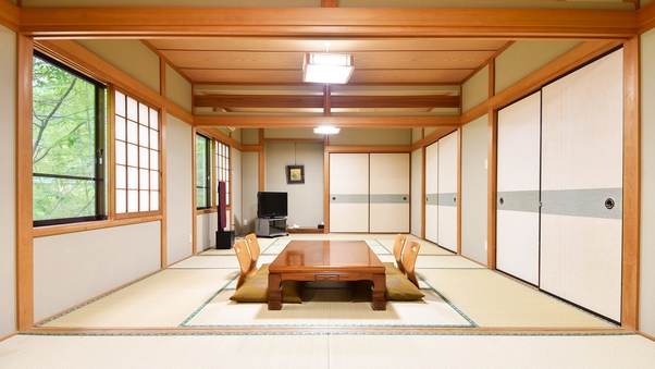 ■離れ和室18畳(4〜9名)■