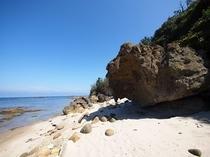 丹後クリスタルビーチ「水晶浜」