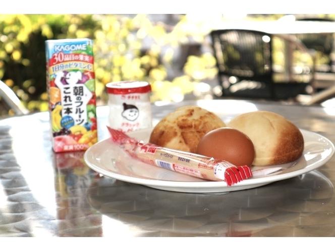 はなれ朝食