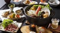 夕食「旬の和食会席」