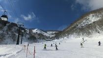 【スキー場一例】大自然に囲まれながらスキーをお楽しみください!