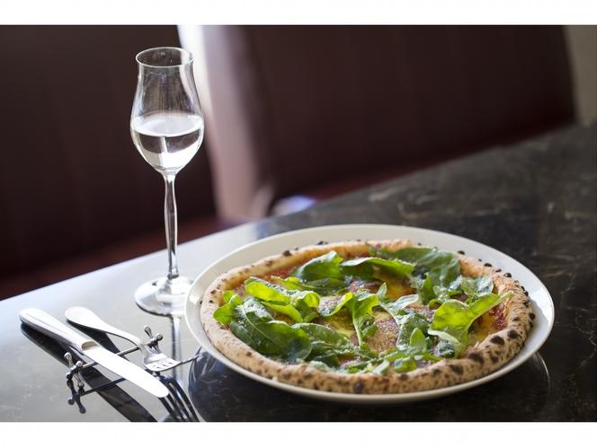 PIZZAとワインで優雅なお食事を!