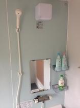 シャワー部屋2か所