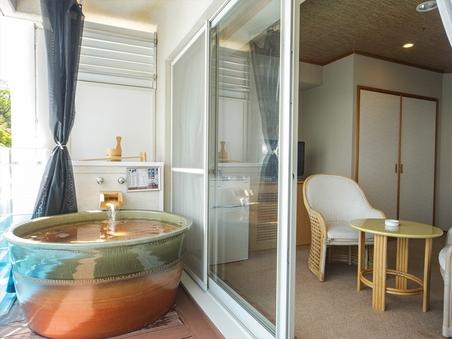 【露天風呂付き客室】和室12畳+次の間◎禁煙室◎