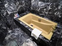 【オーシャンスイート】バスルーム