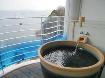 【和室】客室露天風呂