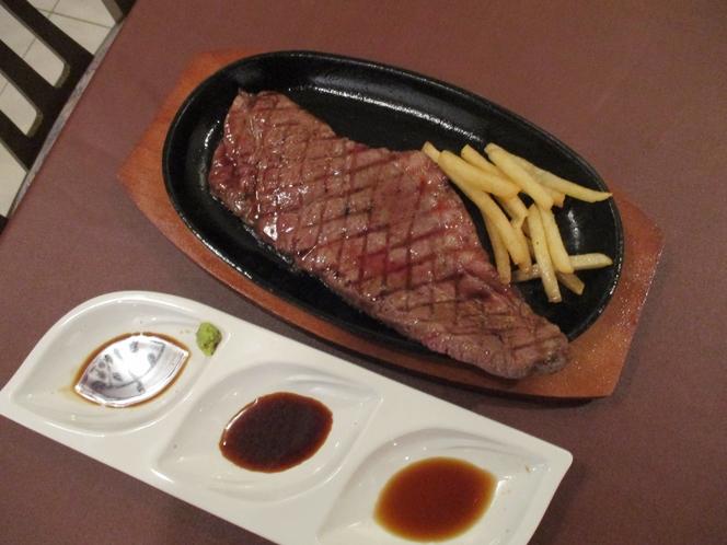 【追加メニュー】 熟成和牛ステーキ!