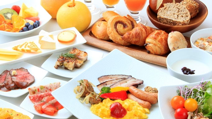 【秋冬旅セール】《ポイント10倍・ビュッフェ朝食付き》泊まってポイントがいつもよりお得にたまる♪