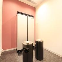 5階喫煙スペース