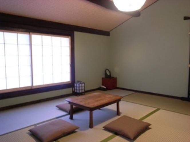 2階和個室