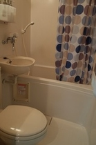 シャワー室・トイレ