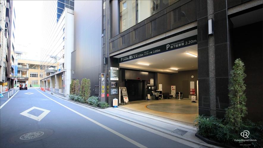 ◆立体駐車場:有料¥2000/泊(ご宿泊者特別価格) ※先着順にてご案内しております。