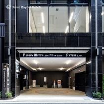 ■立体駐車場:有料¥2000/泊(ご宿泊者特別価格) ※先着順にてご案内しております。