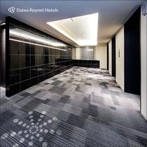 客室フロア(エレベーターホール)