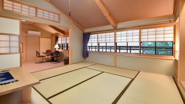 和洋室スイート(68平米・セパレートバス・2階)