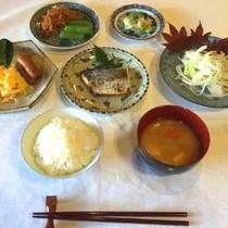 朝食【和食御膳でのご用意】