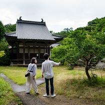 *【観世音寺】大森の代表的な観光スポットのひとつ!