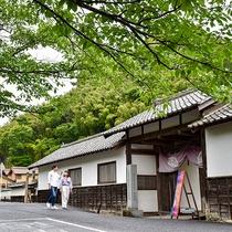*【町並みエリア・石見銀山資料館】(大森代官所跡)
