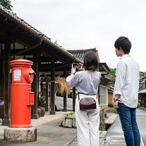*【大森の町並み】観光楽しみつつ思い出に写真もパシャリ!